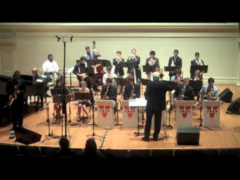 The Evil Weasel - UVA Jazz ensemble and Terry McLe...
