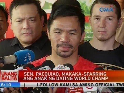 Dating Buhay ni Manny Pacquiao Dating söder böja svarv