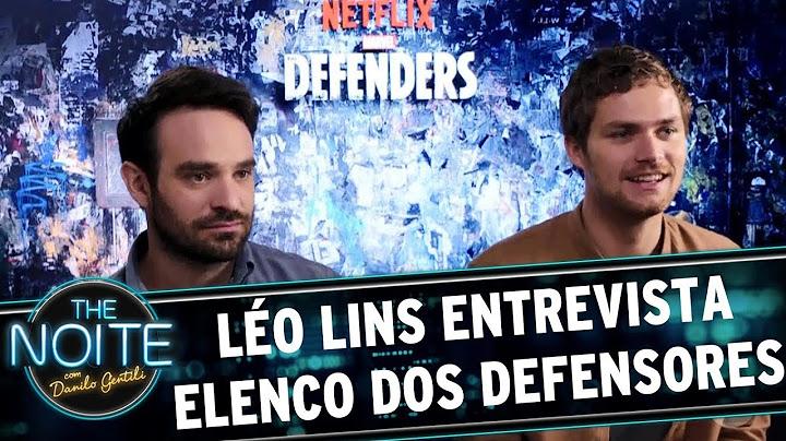 lo lins entrevista elenco da srie os defensores  the noite 210817