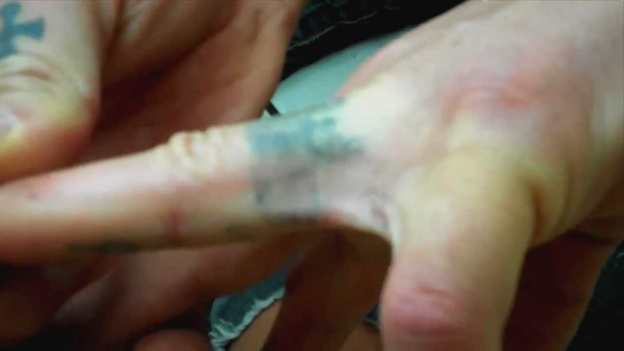 Criss Angel Tattoo Removal 101312 Youtube