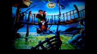 Open Your Eyes Test JXD S7100B Amiga 500 Monkey Island Part II