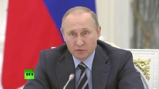 Путин предложил Володина на должность спикера Госдумы