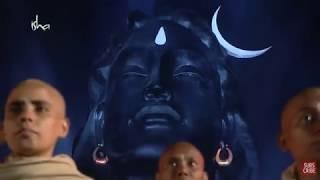 MahaShivRatri  Chidanandaroopa Shivom Shivom - Nirvana Shatakam - Sadhguru