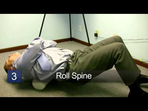 How to Relieve Upper Back Pain