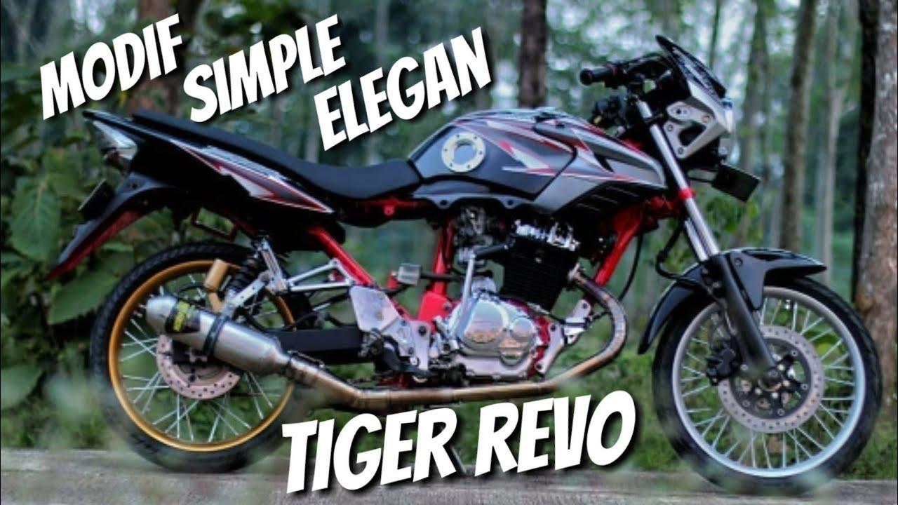Modifikasi Honda Tiger Jari Jari Terbaru Galeri Inspirasi Part 1