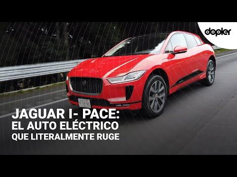Jaguar I-PACE HSE 2020: reseña en español de este SUV 100% eléctrico