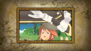 Tales of Abyss on 3DS Trailer -- SDCC 2011