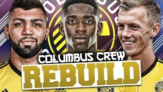 REBUILDING COLUMBUS CREW!!! FIFA 18 Career Mode #SaveTheCrew