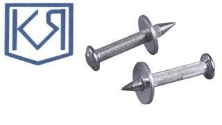 Дюбель гвоздь металлический для пристрелки деталей(Дюбель гвоздь металлический для пристрелки деталей. Дюбель гвоздь -- «классика жанра», наиболее популярная..., 2012-02-17T10:33:16.000Z)