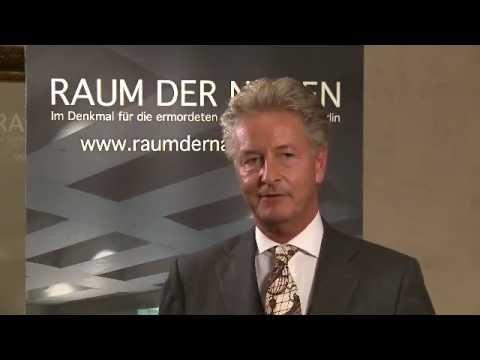 Martin Ernst Interhotel Am Rande Des Fundraising Dinners 2011