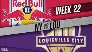 New York Red Bulls II vs Louisville City FC: August 10, 2018