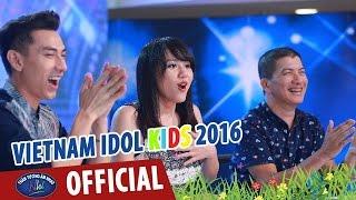 vietnam idol kids - than tuong am nhac nhi 2016 - tap 3 - nhung thi sinh de thuong