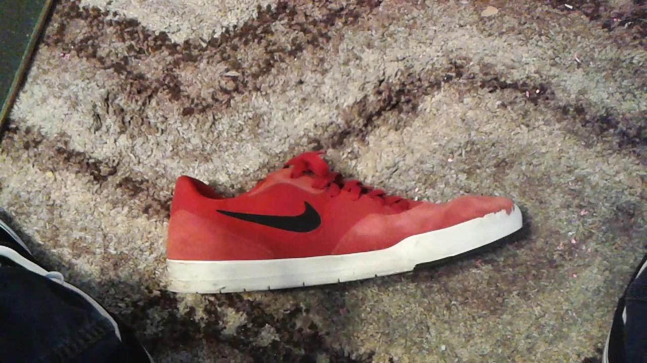 Nike SB P-Rod 9 CS skate shoe review