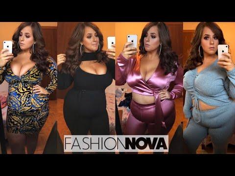 86d354353c3 Fashion Nova Curve Try on + Haul 2019  Plus-Size