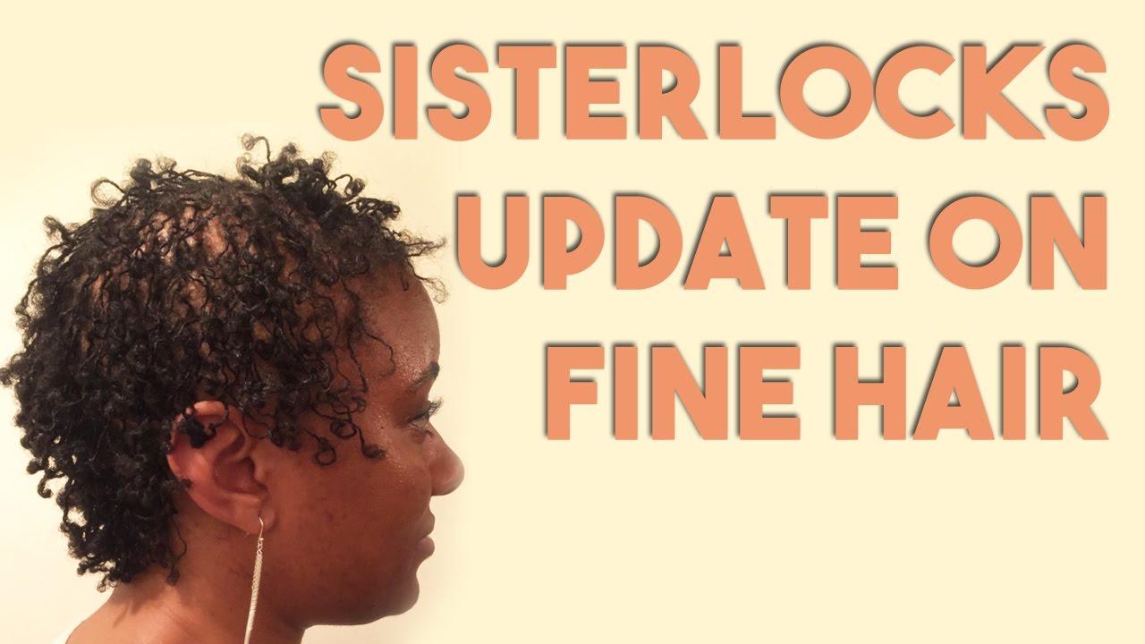 sisterlocks growth in 4 months