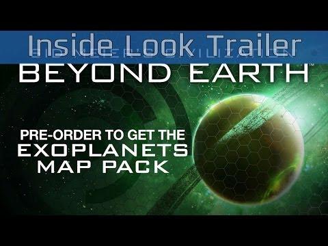 Sid Meier's Civilization: Beyond Earth - Inside Look Trailer [HD 1080P] |