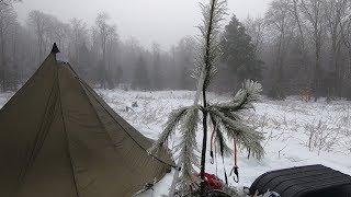 2019 ECR. Hot Tenting Extravaganza. Wild Weather.