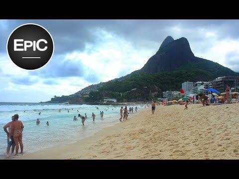 Leblon & Ipanema - Río de Janeiro, Brasil (HD)