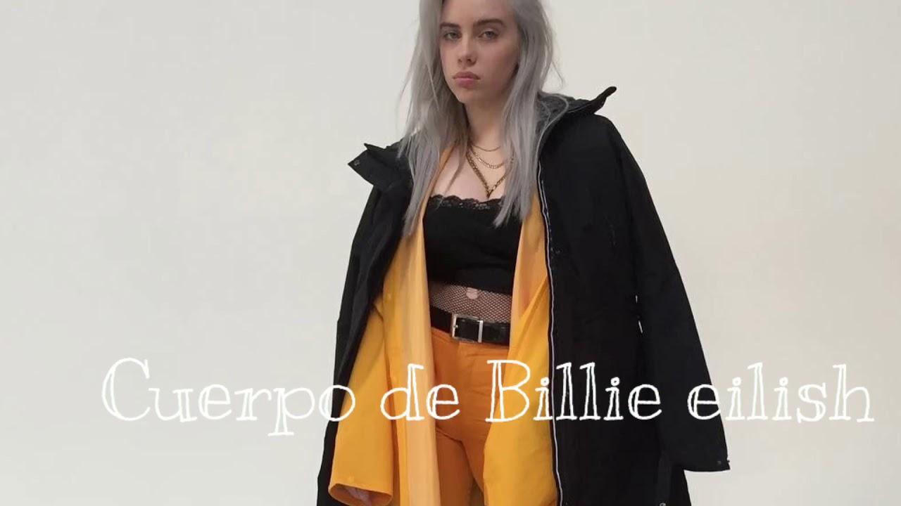 Pedido 3 Cuerpo De Billie Eilish Unicirn Loli Subliminal