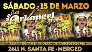 Banda Arkangel R-15 - Aniversario de La Cascada Night Club - sábado, 15 de marzo de 2014