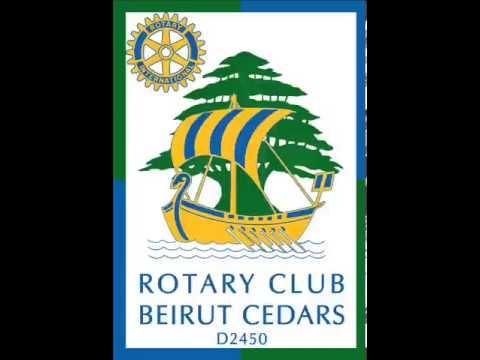 201212 07 Rotary Club Beirut Cedars on Radio Liban Libre On Line
