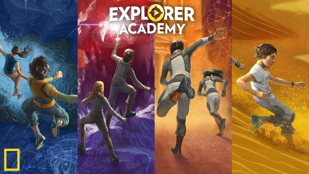 Explorer Academy: The Series | National Geographic Kids