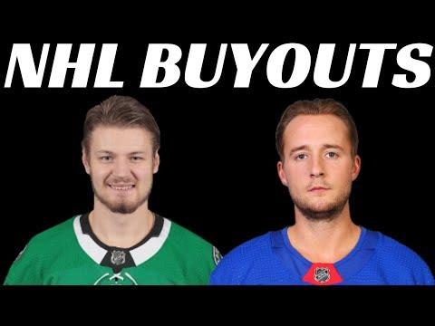 NHL Buyouts - Nichushkin & Spooner