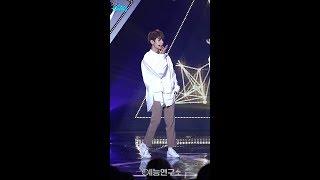[예능연구소 직캠] 보이프렌드 스타 민우 Focused @쇼!음악중심_20170826 Star BOYFRIEND MINWOO