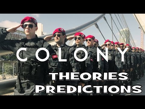 Colony Season 2 Finale Theories and Season 3 Predictions: The Hosts, The Factory, Snyder, Jennifer