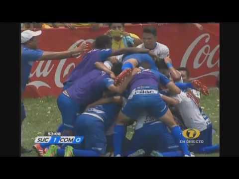 "Clausura 2016: Suchitepéquez ""campeón"" (Kike Rodríguez / Emisoras Unidas)"