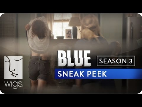 Blue Season 3 Sneak Peek Featuring Julia Stiles, Alexz Johnson, Uriah Shelton & Jane O'Hara