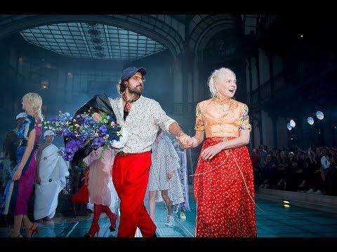 Andreas Kronthaler for Vivienne Westwood - Spring/Summer 2018 - Paris Fashion Week