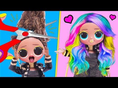 lol-surprise-dolls-hacks,-crafts-and-clothes-ideas