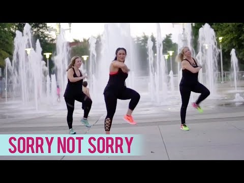 Demi Lovato - Sorry Not Sorry (Dance Fitness with Jessica)