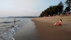 EP-4, Querim Beach-North Goa ; Beach Only for foreigners