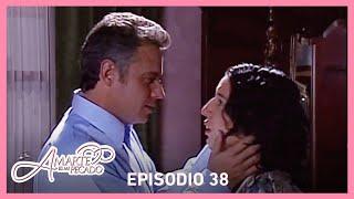 Amarte es mi pecado: ¡Leonardo se acuesta con Casilda por lastima! | Escena C-38 | tlnovelas