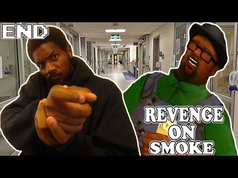 "Grand Theft Auto San Andreas Walkthrough END ""REVENGE ON BIG SMOKE!!!"""