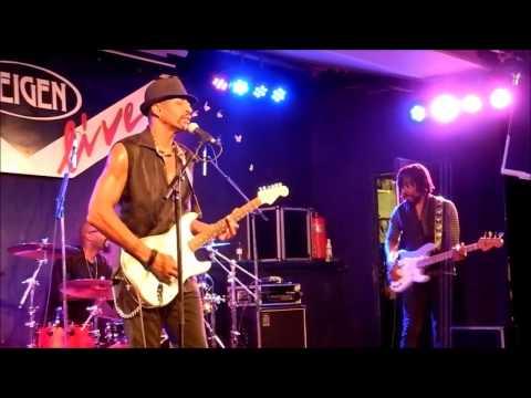 Dennis Jones Band@Reigenlive 30 11 2016