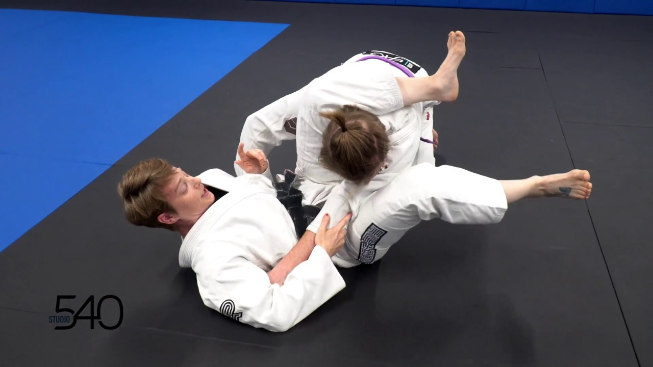 Day 21 Armbar to Triangle