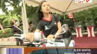 Yamaha Indonesia Launching Mio Fino 2012