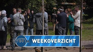 Weekoverzicht: week 35! - UTOPIA (NL) 2018