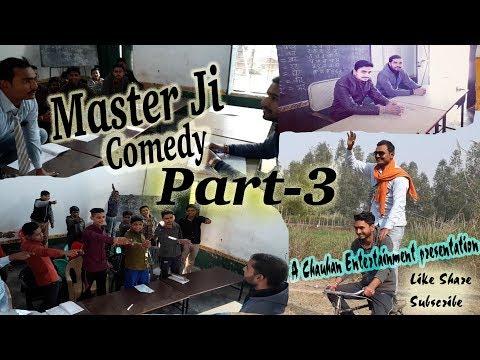 Master Ji vs Vipul Super Hit Comedy 2018....must watch