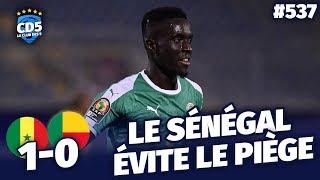 Sénégal vs Bénin (1-0) CAN 2019 - Débrief / Replay #537 - #CD5