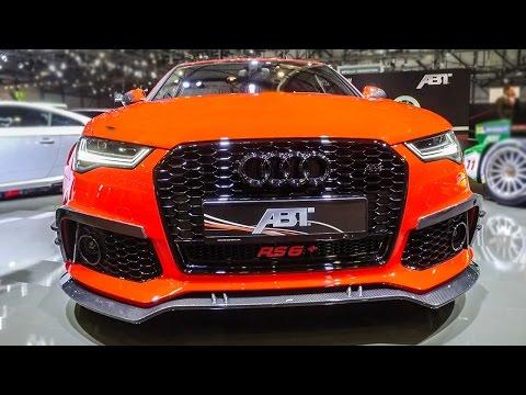2017 Audi RS6+ BY ABT - 2017 Geneva Motor Show