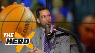 getlinkyoutube.com-Here is what NBA players think about Kawhi Leonard | THE HERD