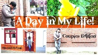 a day in my life bwwm couples edition   vlog 2  mike