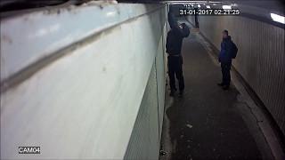 Подземные переходы Одинцово Кража камер видеонаблюдения 31 01 2017(, 2017-04-20T10:26:49.000Z)