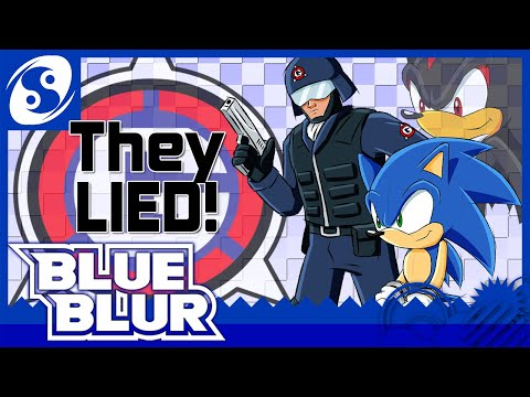 BLUE BLUR: G. U. N. Lied and They Knew (SONIC THEORY)