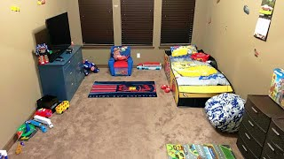 FINALLY THE OFFICIAL KIDS ROOM!!!