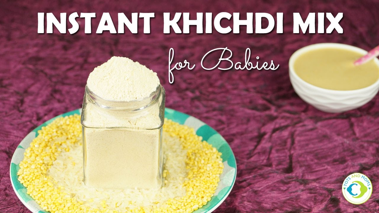 Instant khichdi mix for babies instant baby foodtravel food 6 instant khichdi mix for babies instant baby foodtravel food 6 months baby food forumfinder Images